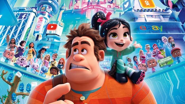 Ralph rompe Internet • Walt Disney Pictures