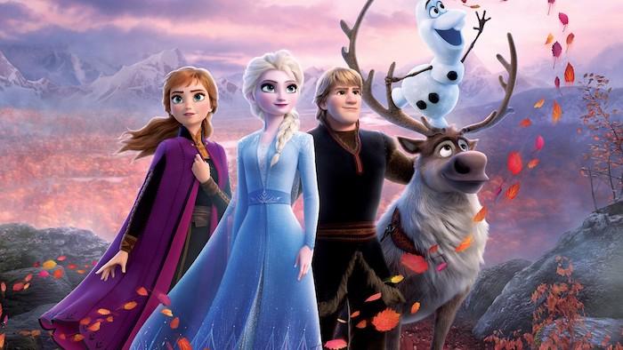 Frozen II • Walt Disney Pictures