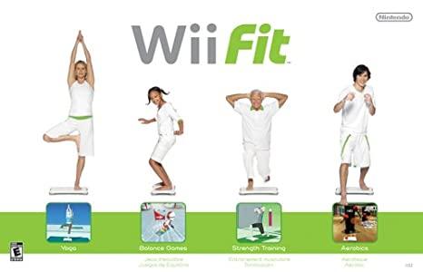 Wii Fit - Nintendo