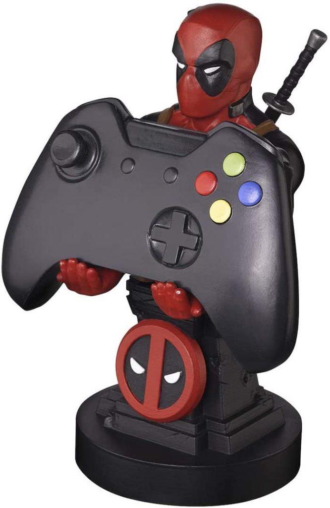 Deadpool soporte móvil