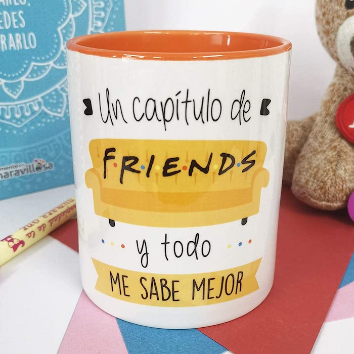 Tazas de Friends