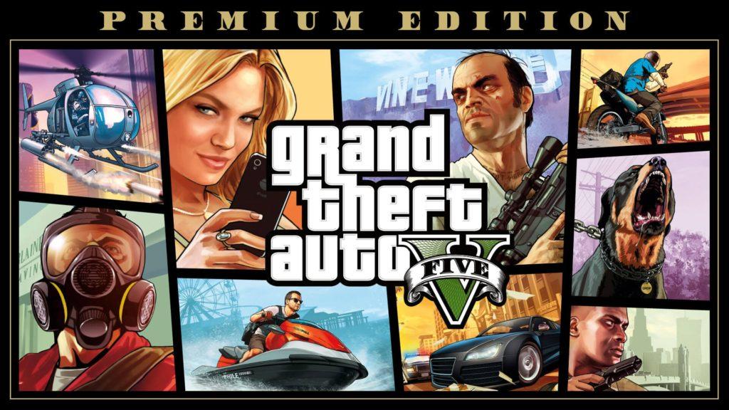 Grand Theft Auto V - Rockstar
