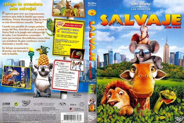 Salvaje • Walt Disney Pictures