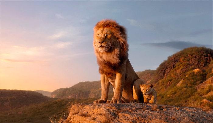 El rey León • Walt Disney Pictures