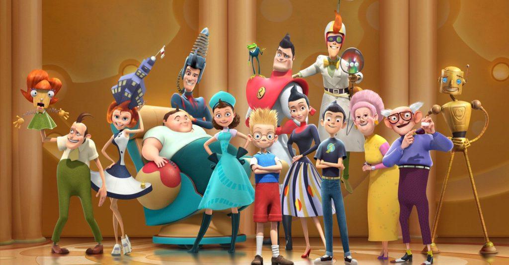 Descubriendo a los Robinsons • Walt Disney Pictures