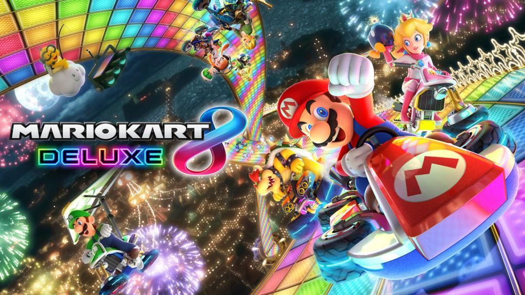 Super Mario Kart 8 - Nintendo