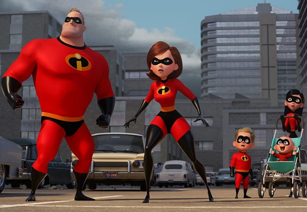The Incredibles 2 - Disney
