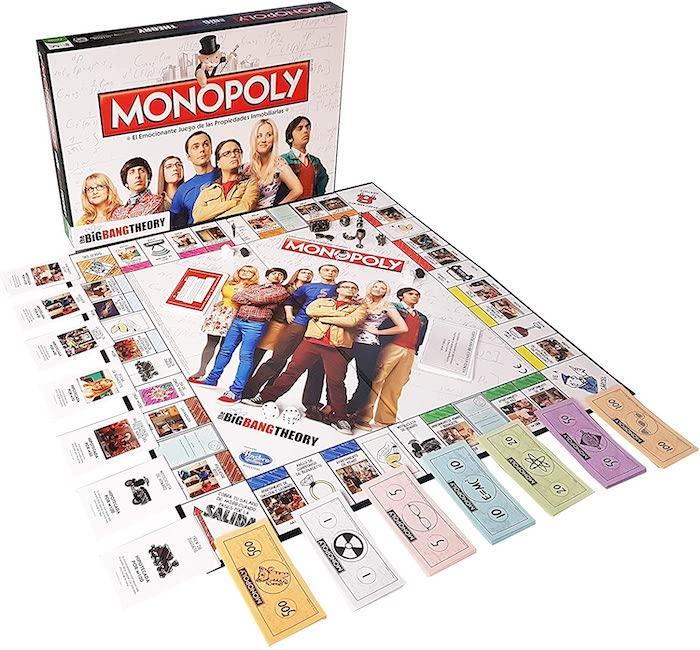 Monopoly de The Big Bang Theory