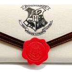 La cartera de la Carta de Hogwarts