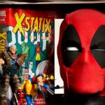 Existe una cabeza interactiva de Deadpool