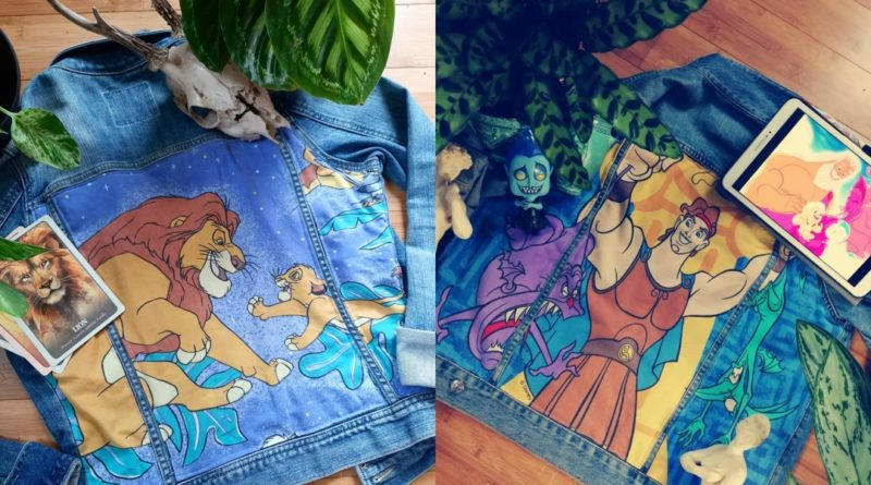 Las chaquetas personalizadas de Imparfaite.curiosites