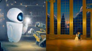 Las ilustraciones Disney de Rob Kaz