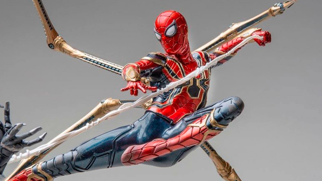 La figura más épica del Spider-man de EndGame