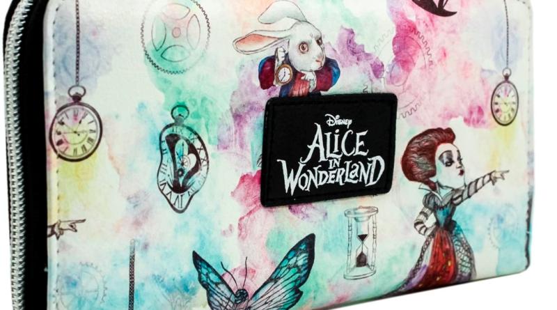 Consigue el monedero de Alicia en el País de las Maravillas