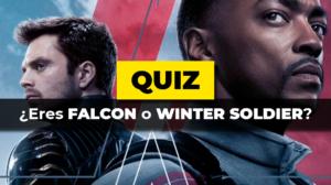 Test: ¿Eres Falcon o el Soldado de Invierno?