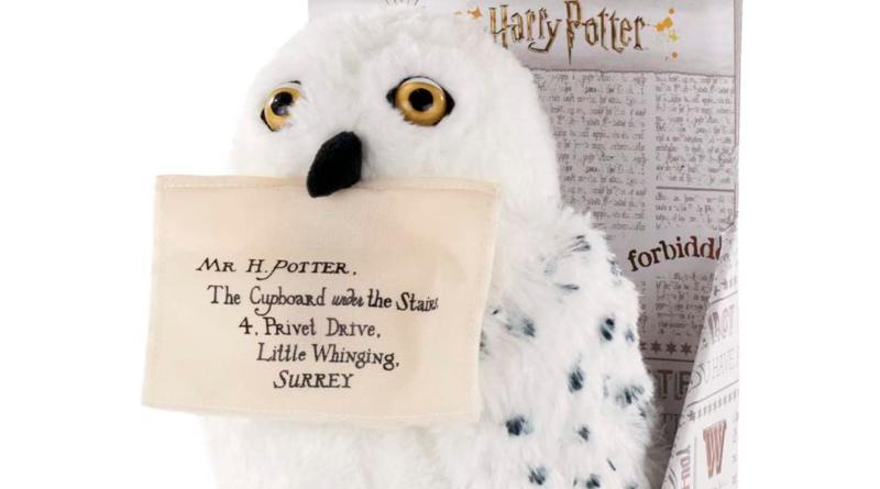 El mejor peluche que existe de Hedwig