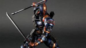 La figura más épica de Deathstroke