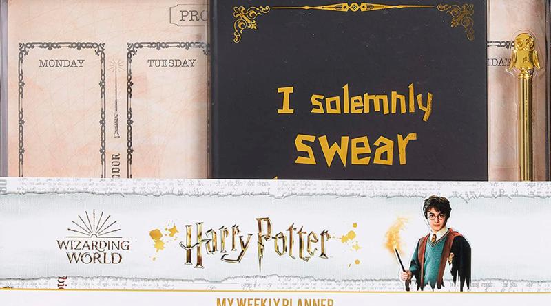 La agenda y planificador de Harry Potter que necesitas