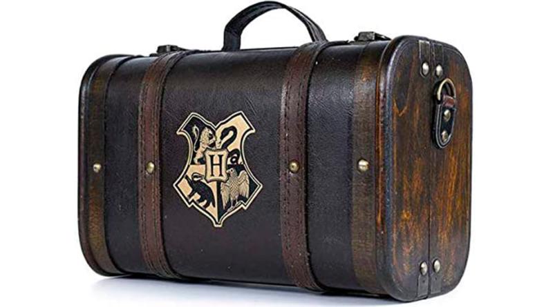 Puedes tener un baúl de almacenamiento de Harry Potter