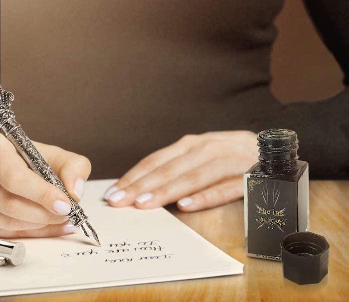 Escribe como si estuvieras en Hogwarts