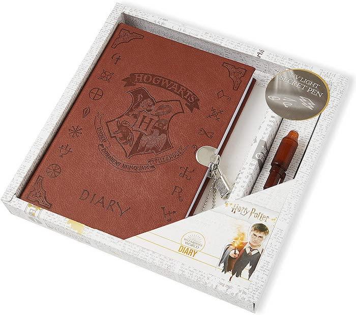 Puedes tener un diario de Harry Potter