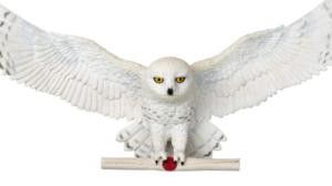 Hedwig puede traerte tu cara de Hogwarts