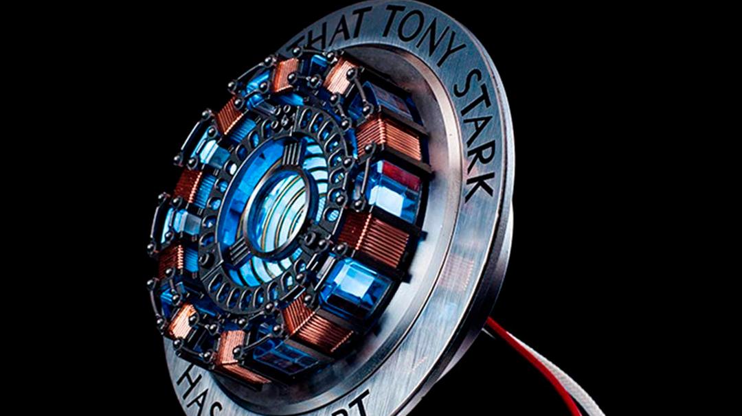 Puedes tener el reactor ARC de Tony Stark