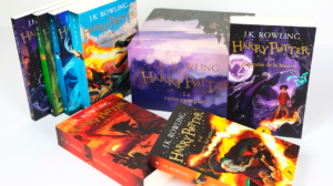 Consigue la saga Completa de Harry Potter
