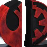 Los sujetalibros definitivos de Star Wars