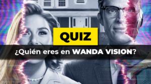 Test: ¿Qué personaje eres de Wanda Vision?