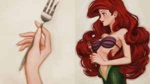 Los increíbles fan arts Disney de PONZUxPONZU