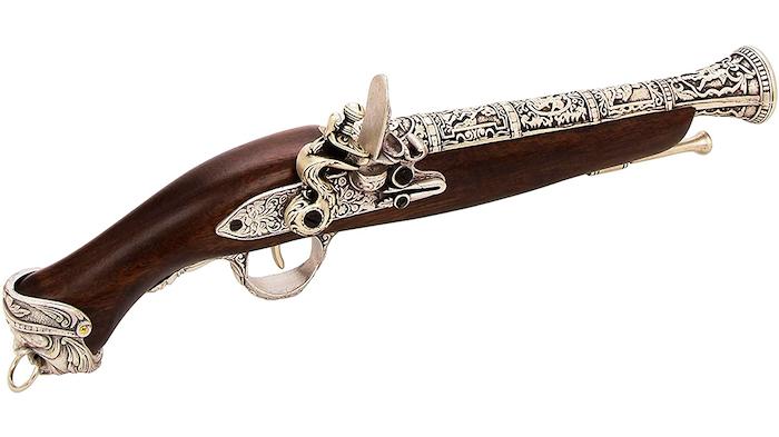 Puedes tener la pistola de Edward Kenway