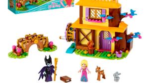 Puedes tener el LEGO de la cabaña del Bosque