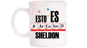 La mejor taza de The Big Bang Theory