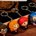 Siente la magia de Harry Potter con estos llaveros