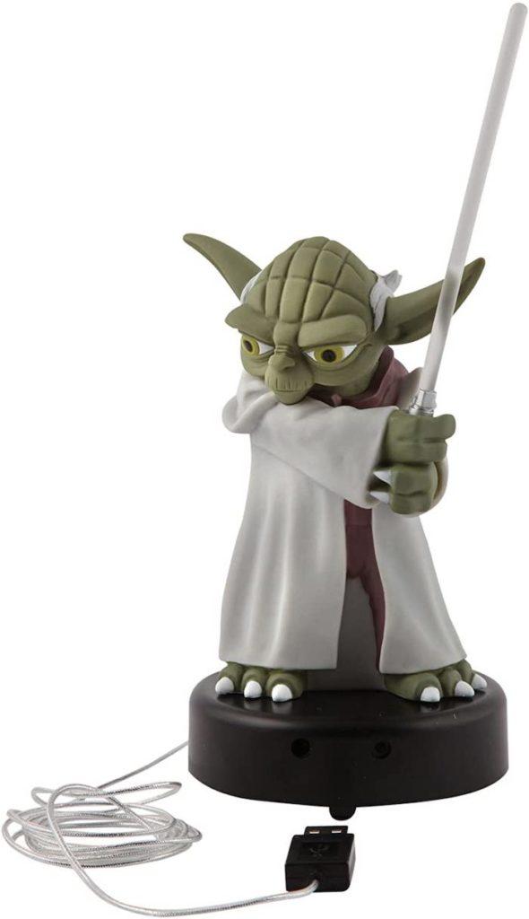 Deja que Yoda proteja tu escritorio
