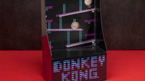 Existe una hucha del juego Donkey Kong