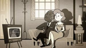 Wanda Visión en versión animada por Riana McKeith
