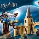 Así es el LEGO de Harry Potter y el Sauce Boxeador