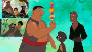 Los animales Disney si fueran personajes por Alex Pick