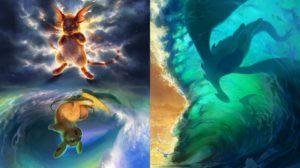 Las ilustraciones de Pokémon de Devin Elle Kurtz
