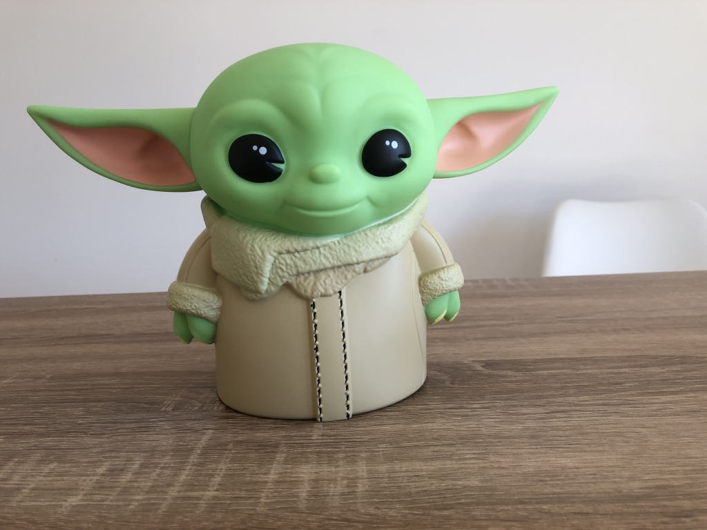 Universo Friki · Hucha Baby Yoda