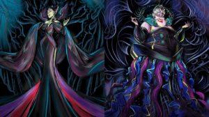 Los Villanos Disney como nunca habías visto