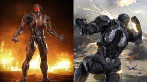 Arte conceptual de los personajes Marvel