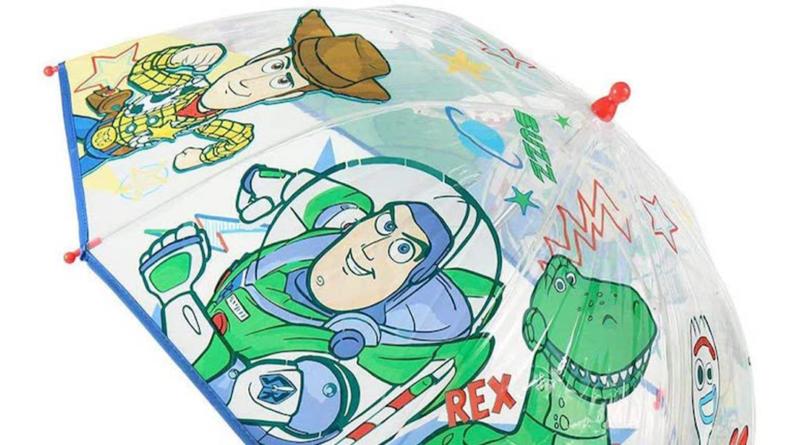 El mejor paraguas de Toy Story