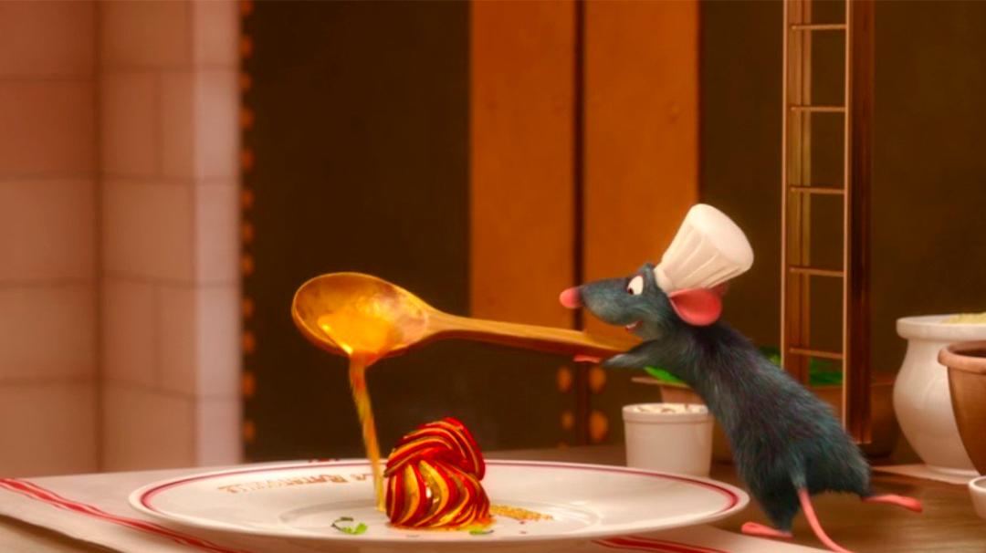 Así es como se prepara Ratatouille