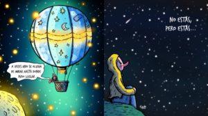 Las increíbles ilustraciones de Fede Calde