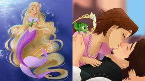 Cuando eres una amante de Rapunzel