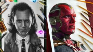 El arte de Vincenzo Sorce sobre Marvel