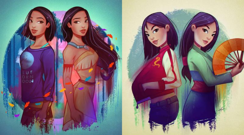 Las Princesas Disney en el siglo XXI